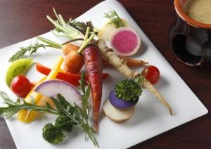 有機野菜のバーニャ